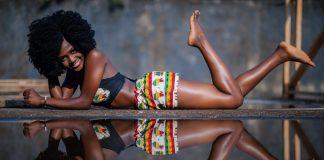 "mAMMYPI fASHIONtv Afrik Fashion Trend Unveils ""December African Print Bikini"" Collection"
