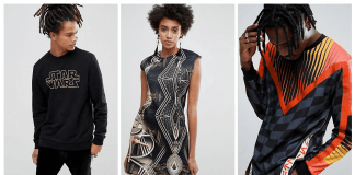 The ASOS x Star Wars Collection Is Out Of This Galaxy
