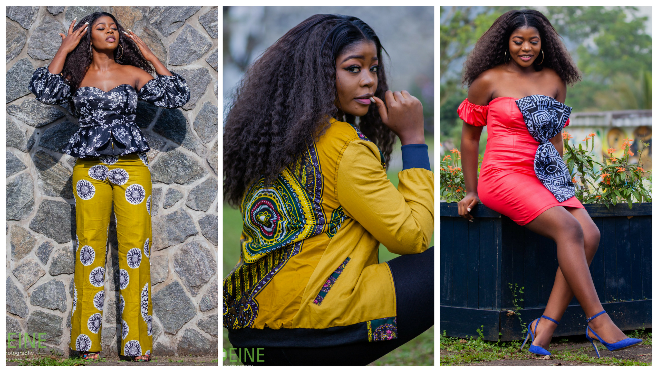 Juliet Sparcs Inspired Modern And Chic African Print Bomber Jackets