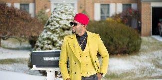 Stanlo Akisa in dashing yellow coat