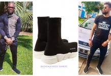 Buea Based Socialites Caught In Fake Balenciaga Shoe Scandal