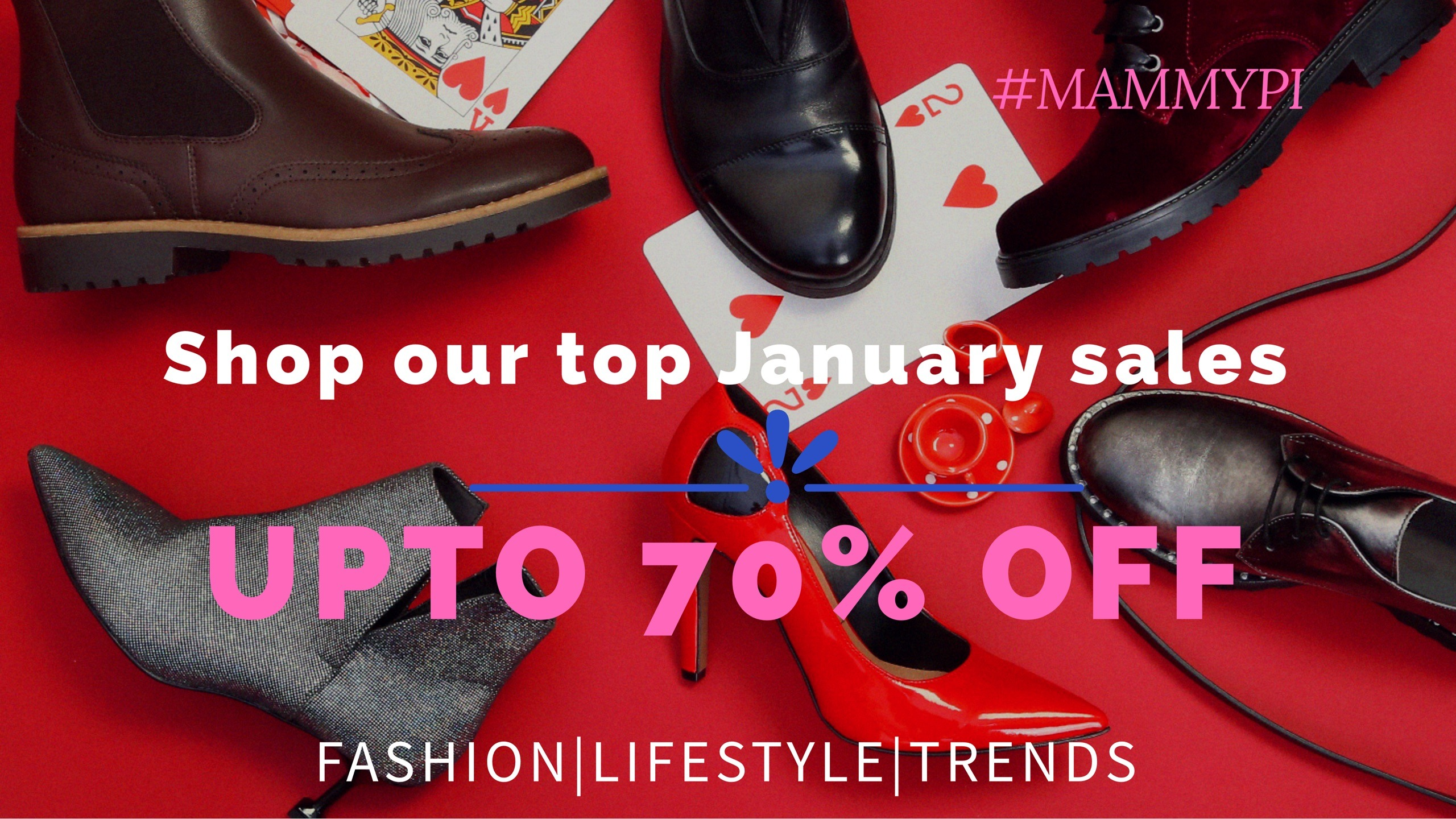 SHOP MY TOP 10 JANUARY SALES GOING ON FROM THE COMFORT OF YOUR HOME