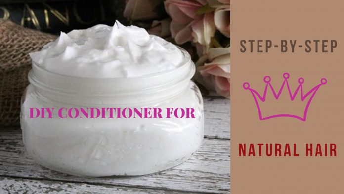 Easy and Effective HOMEMADE PRODUCTS For Long, Healthy And Soft NATURAL HAIR