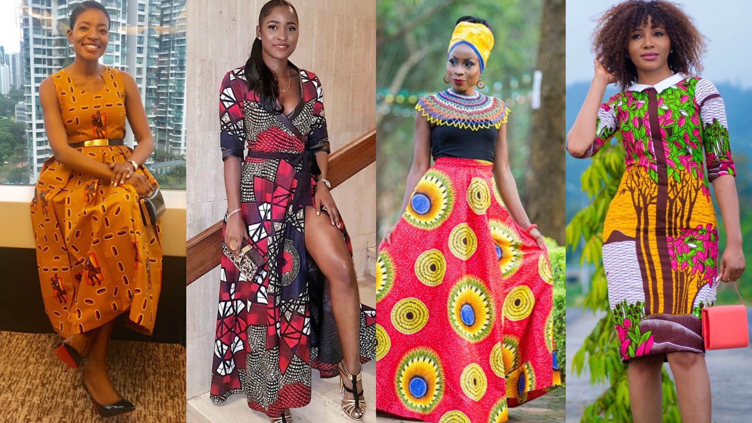#237 Slay Queens: Printastic Dresses For 2018 Style Inspiration