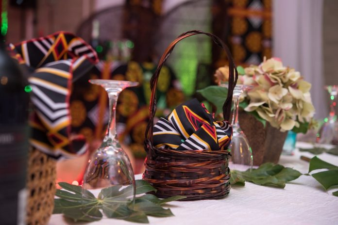 Cameroon wedding Theme: Asheris Events Introduces The Queen Mother Collection