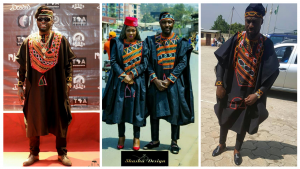 Menswear Designer Amah Bertrand Accuses Sha Sha Of Copyright Breach