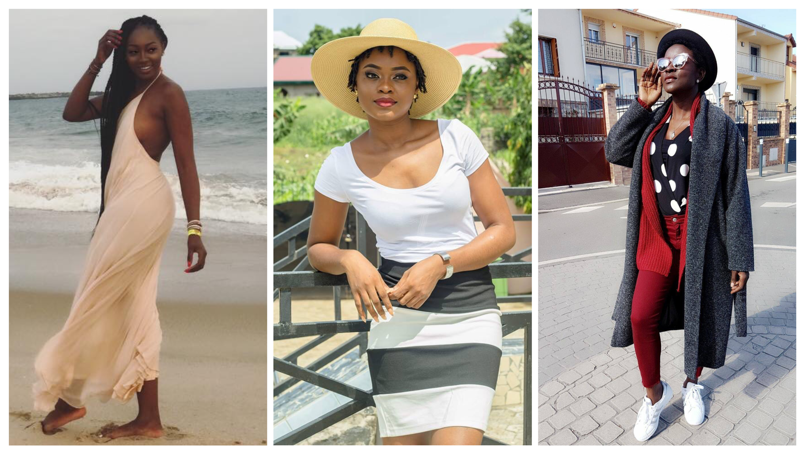 Cameroonian most stylish celebrities stree-style #streetstyle
