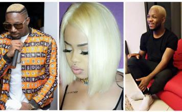 Platinum Blonde Hair #hairstyle #celebrities #blondehair