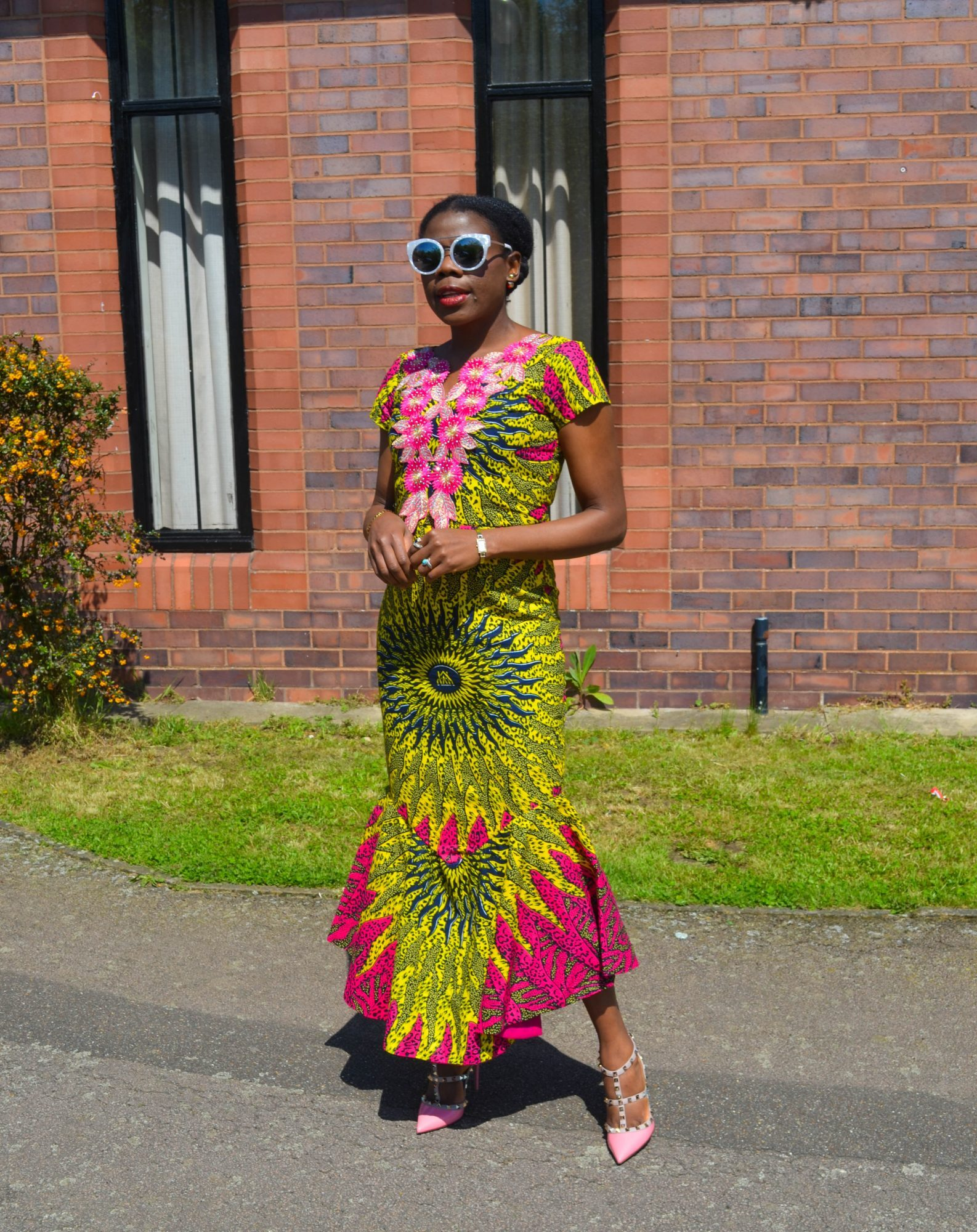 Modern Ankara dress Styles