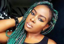 Anyi Asonganyi- Faux Locs Crochet Braids