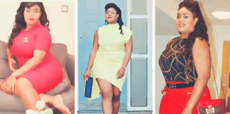 Georgette Nkafu-Mammypi FashionTV