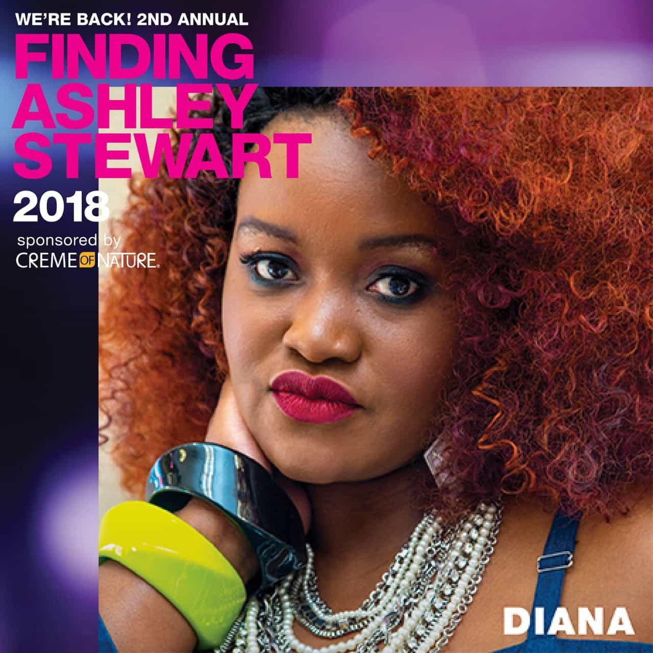 Diana Diaga- Finding Ashley Stewart- Mammypi FashionTV