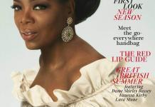 Oprah Winfrey - Mammypi FashionTV