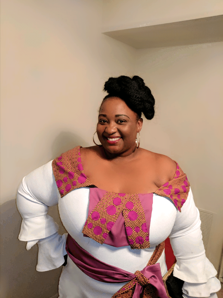 Needle, Thread Off-Shoulder Dress - Mammypi FashionTV