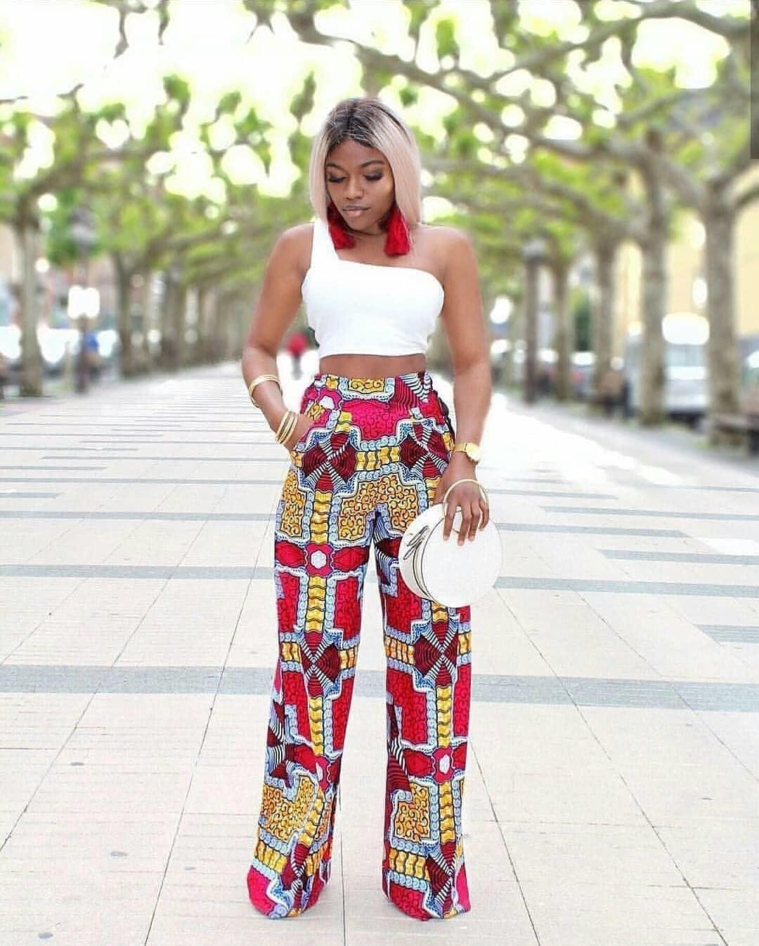 Chic Ankara styles