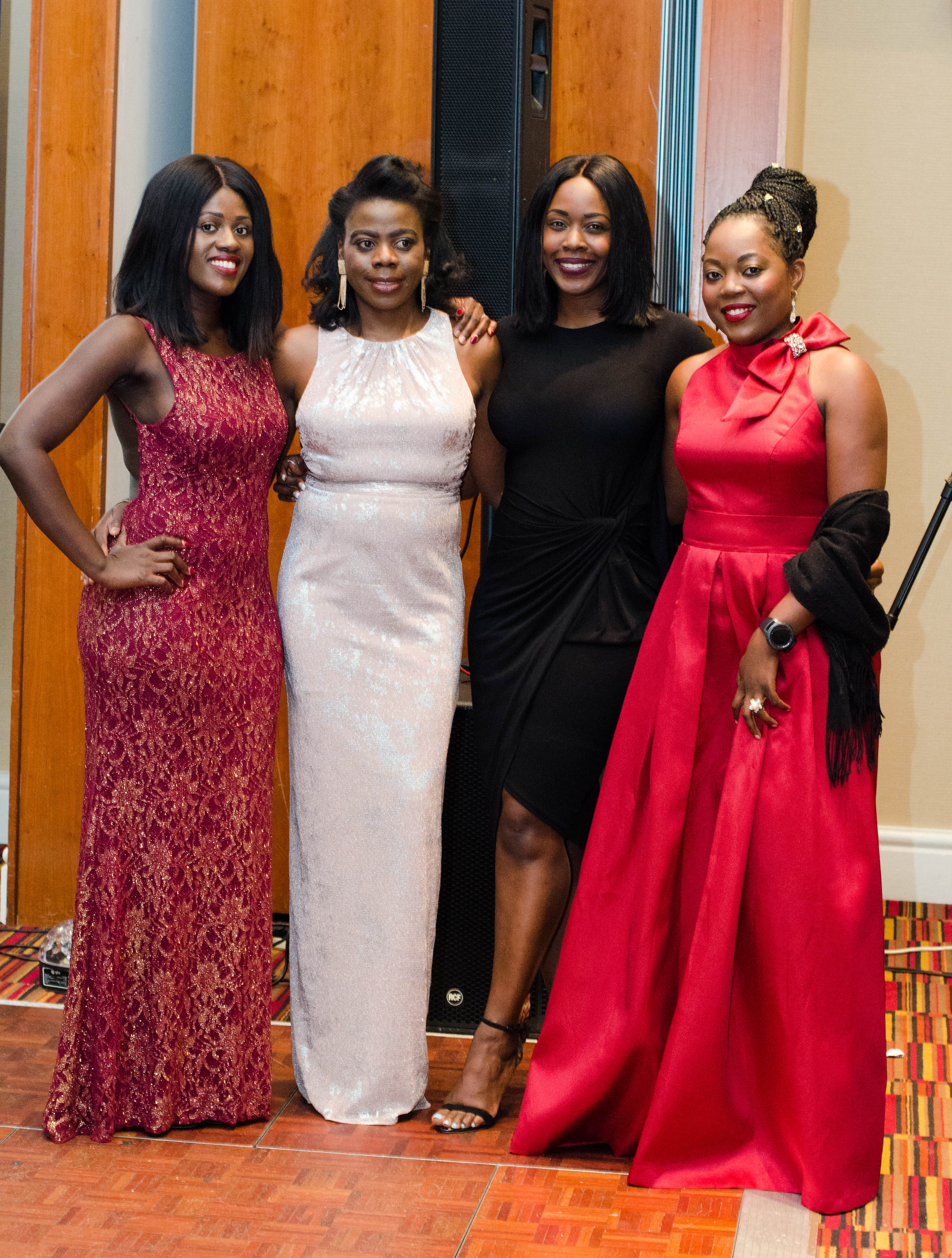 Ex-Sakerettes UK 2018 Convention Gala