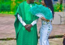 African Dress styles Couple Collection by Sha Sha New