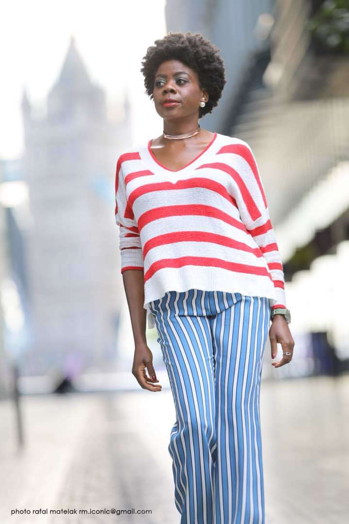 Best Cameroon Fashion Mammypi on Pairing Stripes For That Fashionable Summer Style –Mammypi FashionTV