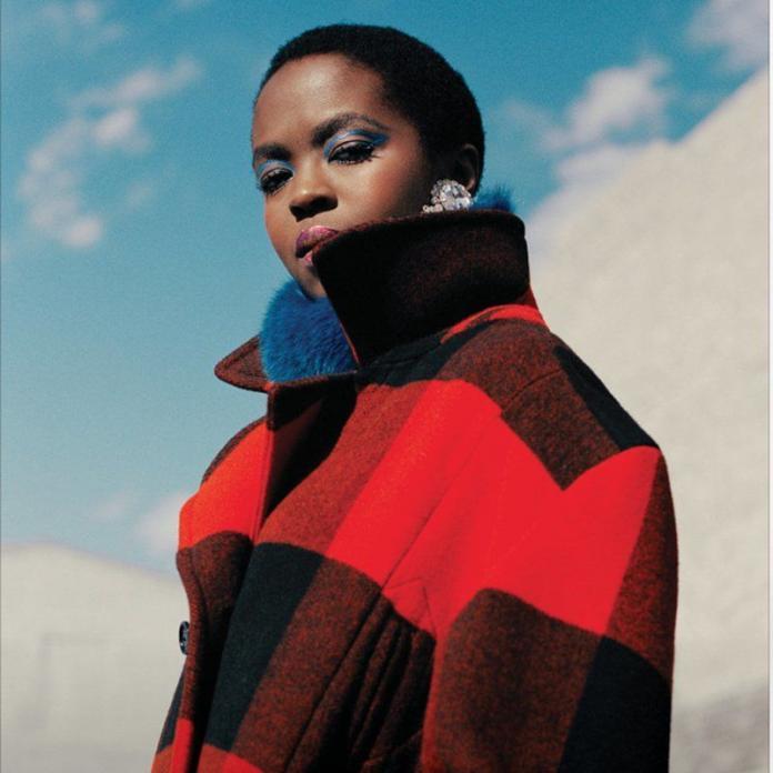 Lauryn Hill Woolrich Campaign- Mammypi FashionTV