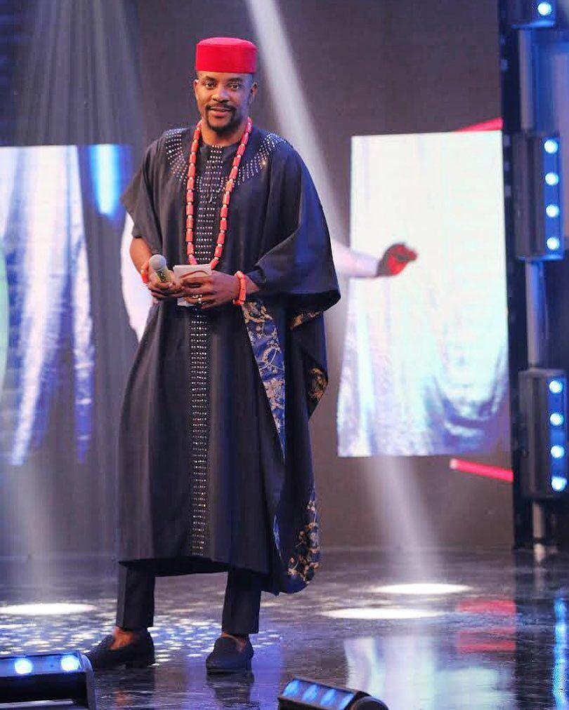 Ebuka Nigeria Agbada