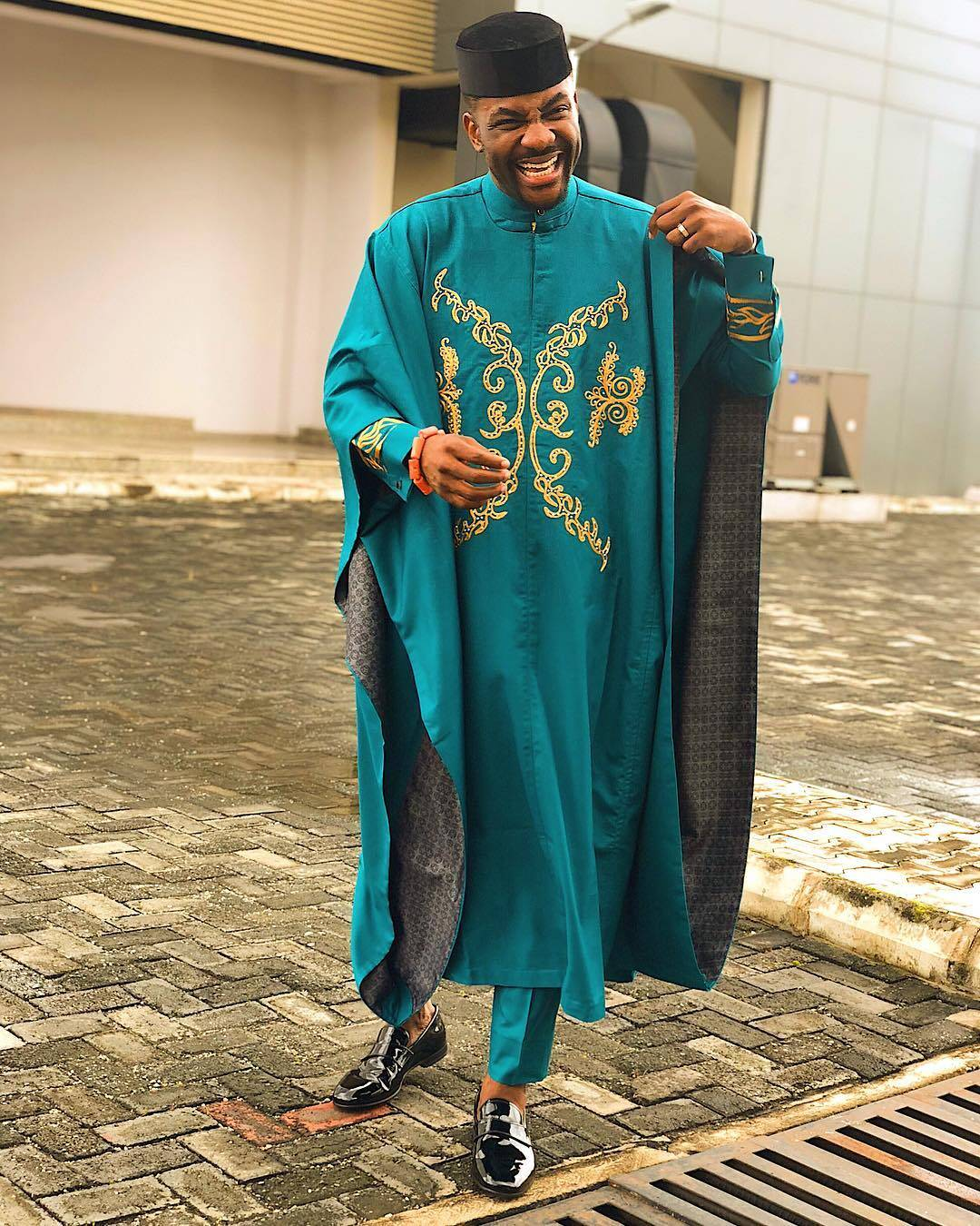 Agbada for men