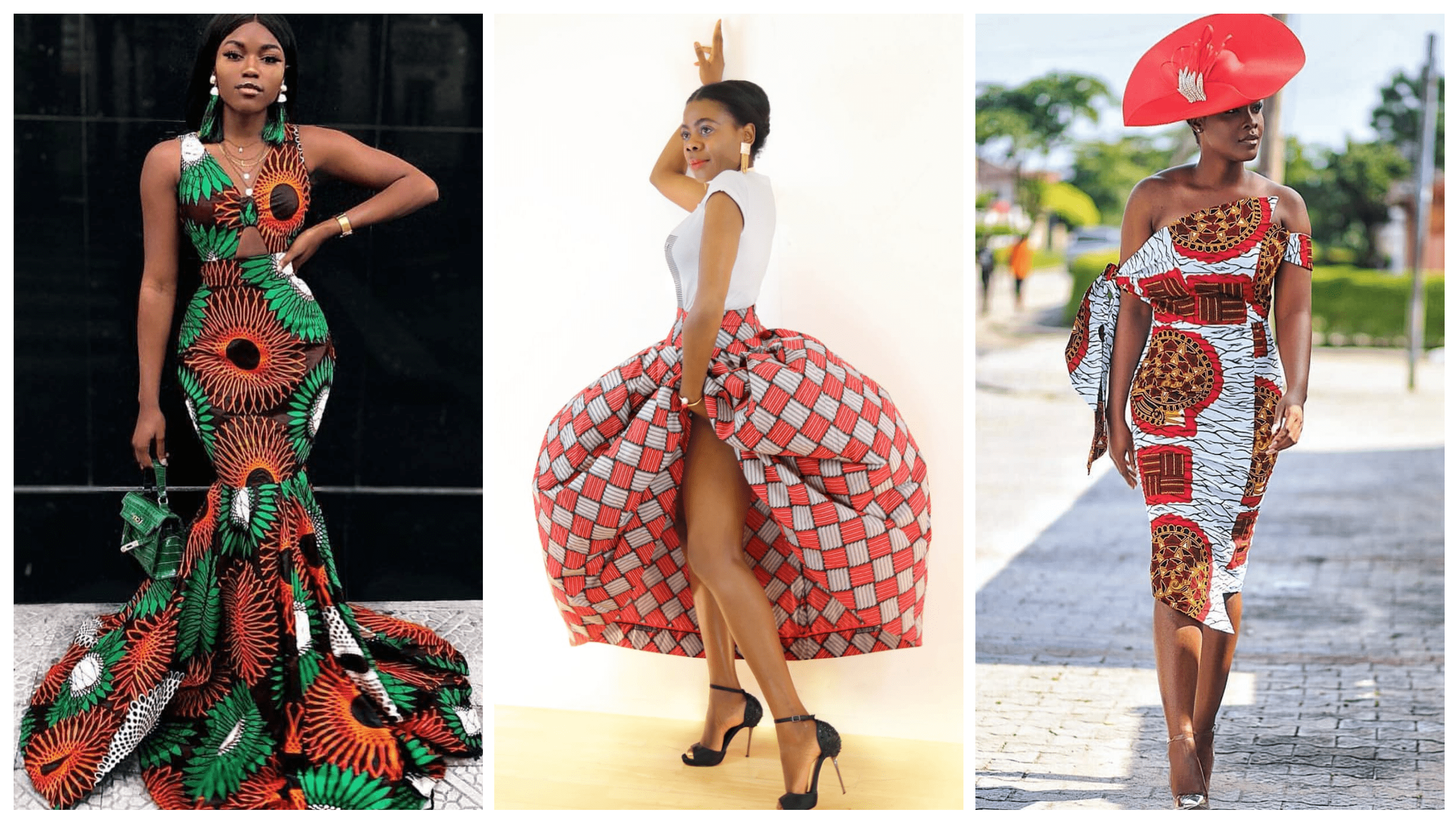 Best African Print Clothing Styles See On Instagram This