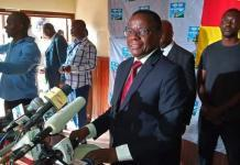 Maurice Kamto Presidential candidate 2018