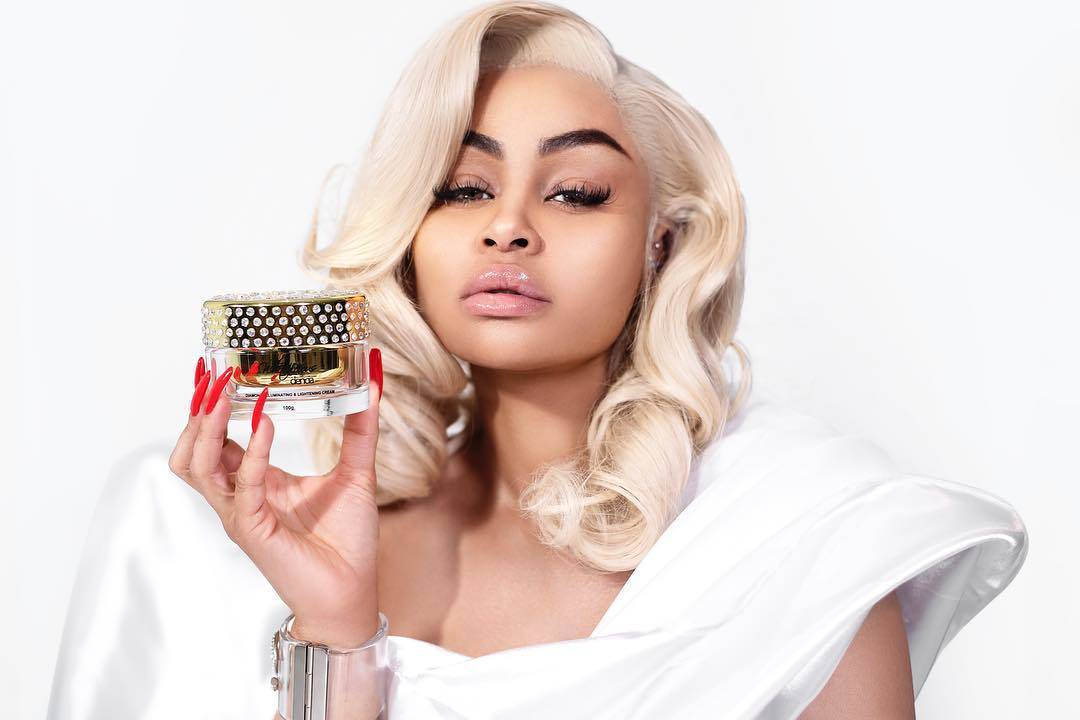 Whitenicious X Blac Chyna Diamond Illuminating & Lightening Cream