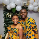 The Most Elaborate Baby Shower Party In Honour of  Emelda & Serge Fombe with a Wakanda Theme