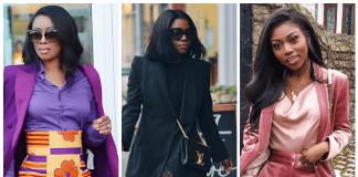 How to style a Velvet Blazer, skirt and dress