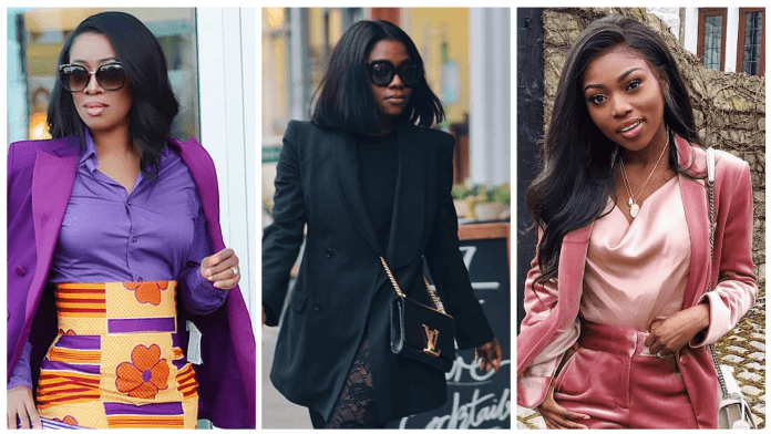 How to style a Velvet Blazer, skirt and dress