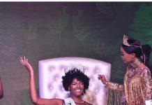 Dorcas Kasinde - Miss Africa 2019