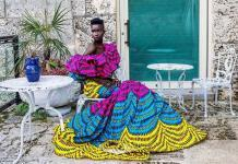 La Vie By CK Ankara Ball Gowns