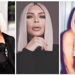 Celebrity blonde hairstyles