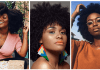 Afro Kinky Hairstyles
