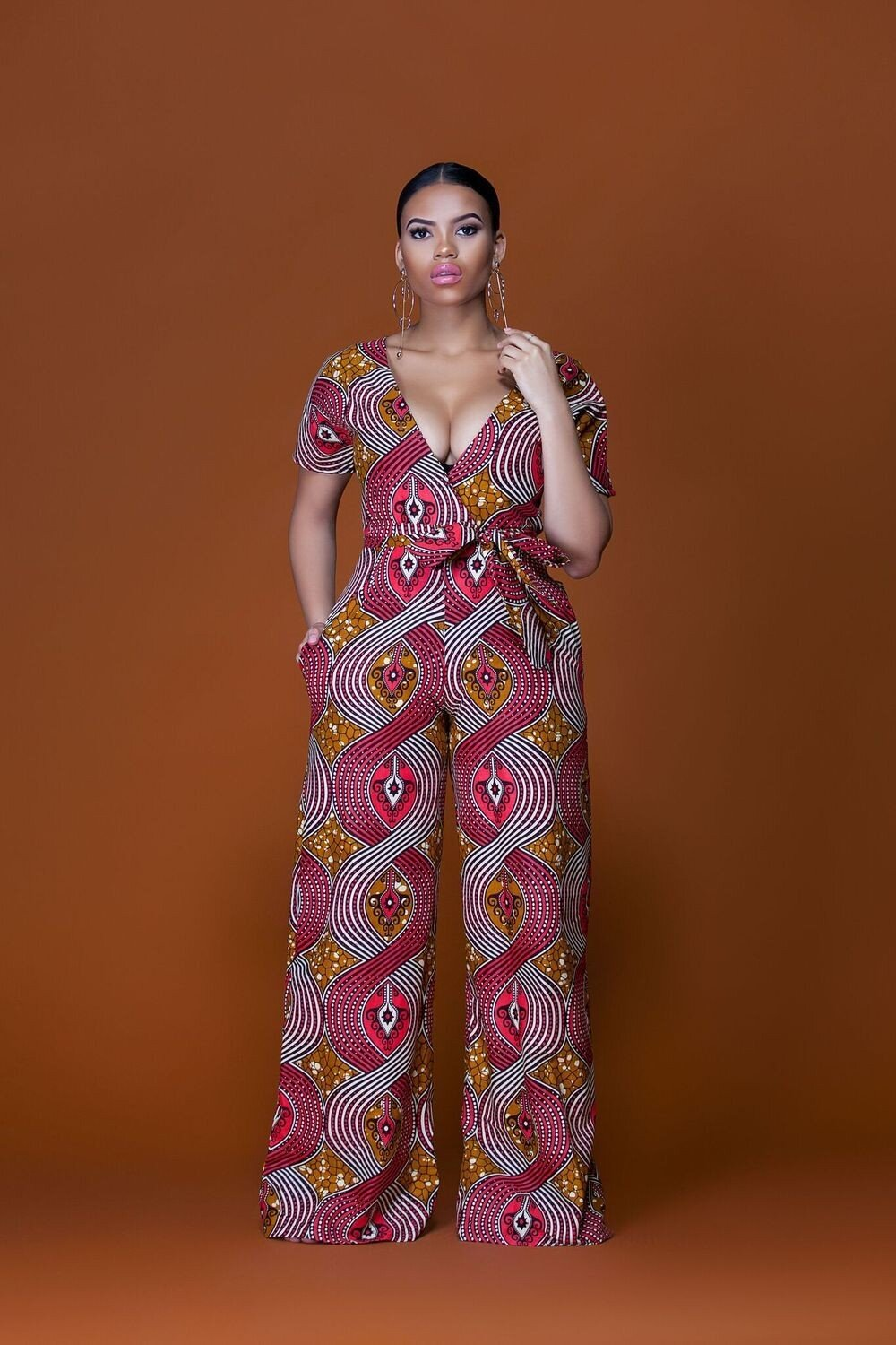 Latest Ankara Jumpsuits
