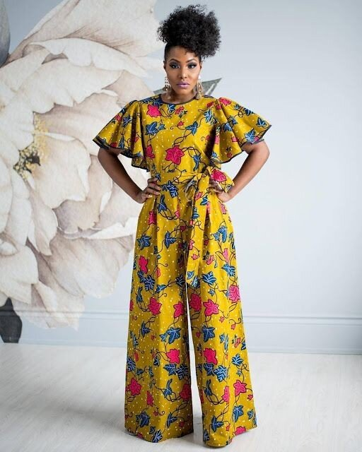 Business Ankara Jumpsuit