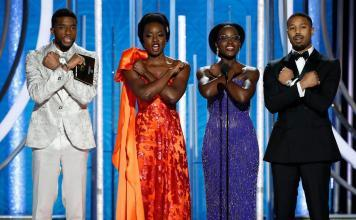 Black Panther Cast Members