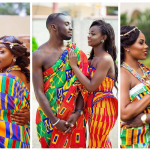 Jaw Dropping Style Inspiration From Some Ghanaian Kente Bride