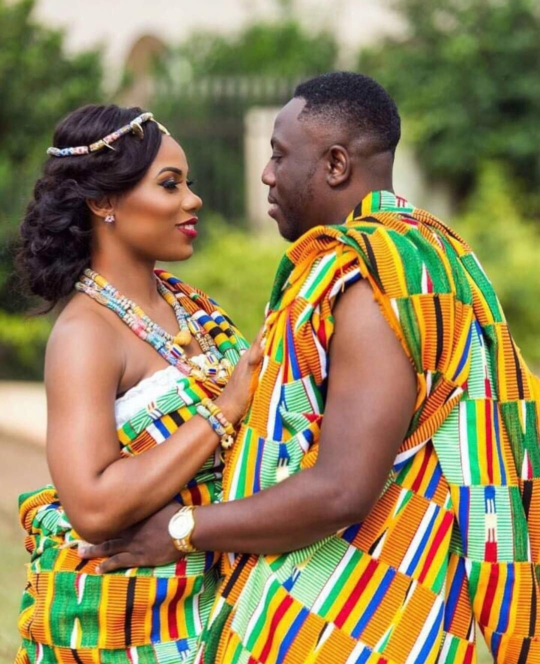 Ghanaian Wedding Ideas