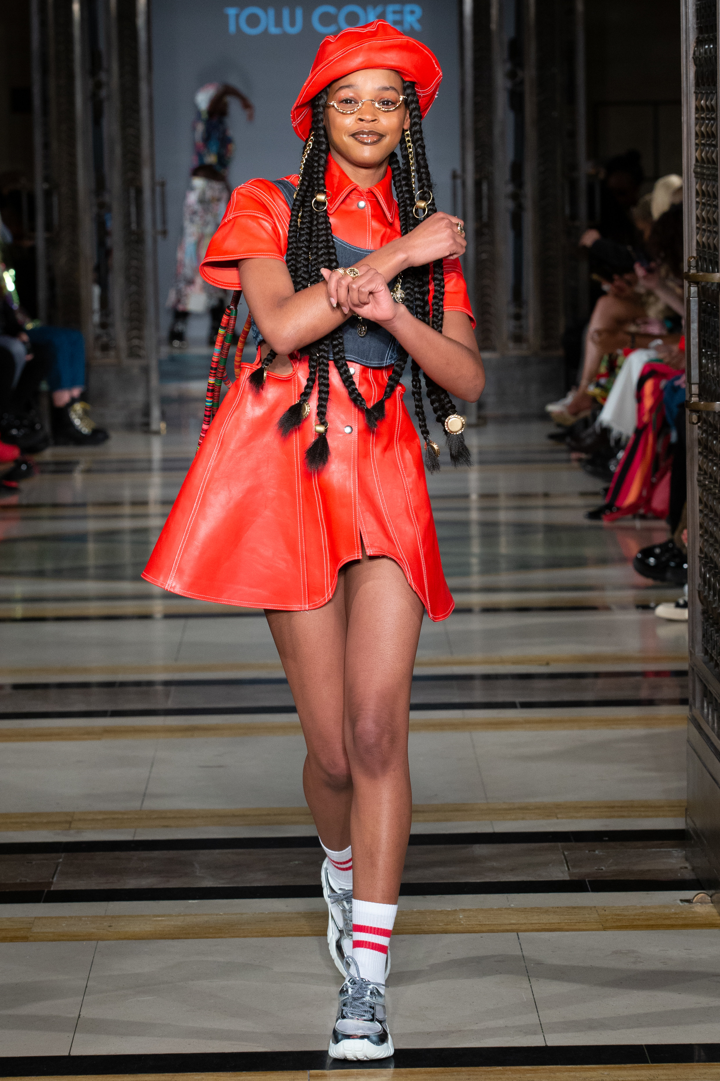 Nigerian Fashion Designer and Merit Award Winner Tolu Coker