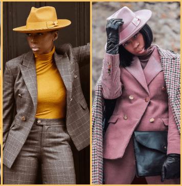Nigerian Fashion Blogger SADE AKINOSHO