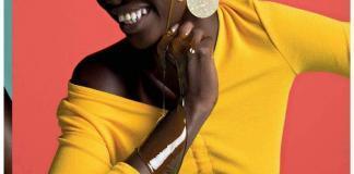 Cameroonian Model Marie Noëlle Graobe