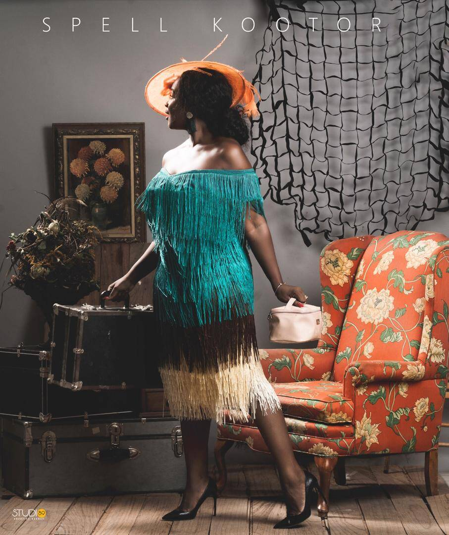 Spell Louma Drops Fringe Dresses for women