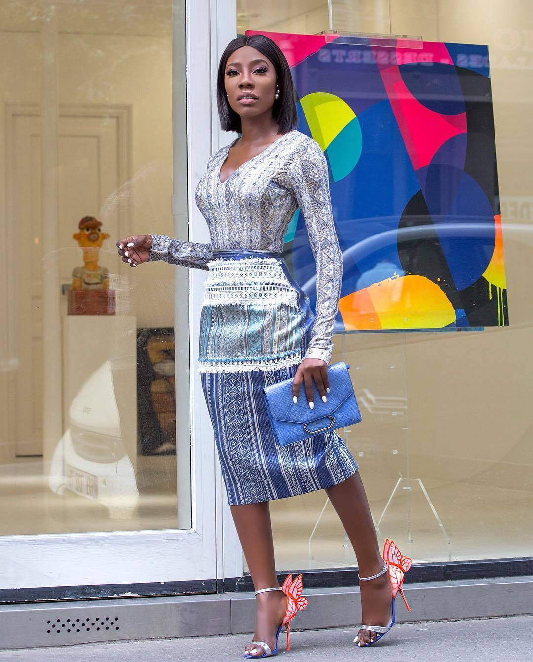 Nigerian Fashion Designer Ogugua Okonkwo and Creative Director