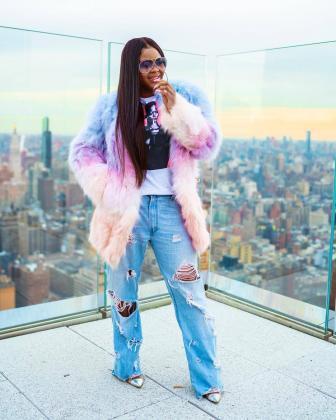 Siobhan Fashion Bomb Daily
