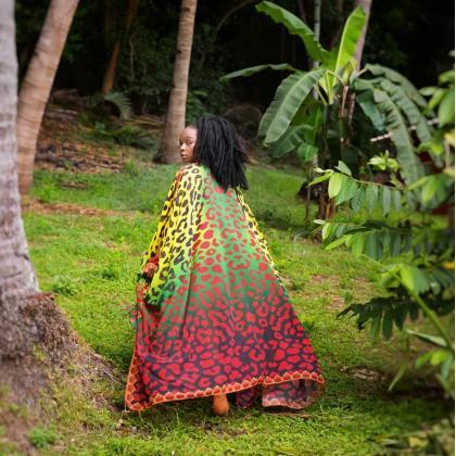 Yemi Alade in Sai Sankoh