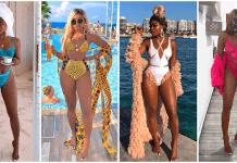 Marii Pazz Cute Summer Bikini Sets