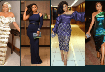 Rita Dominic Best Dresses