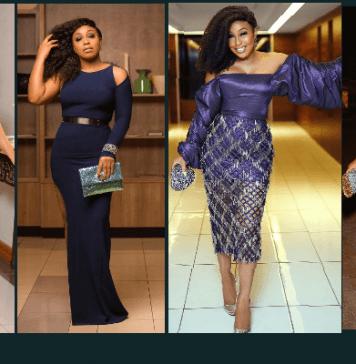 Rita Dominic Best Dresses